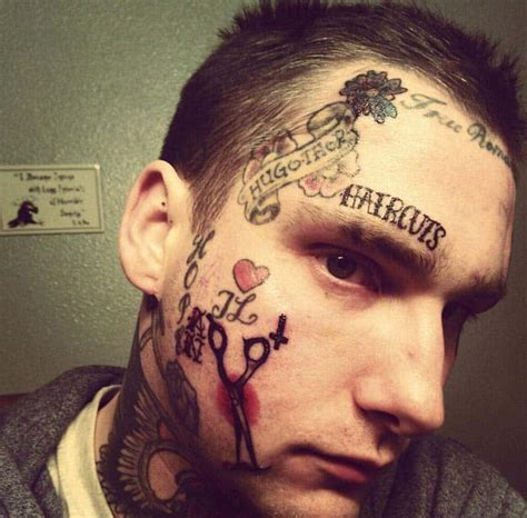 small face tattoos for men 15 reasons why and neck tattoos are a bad idea how