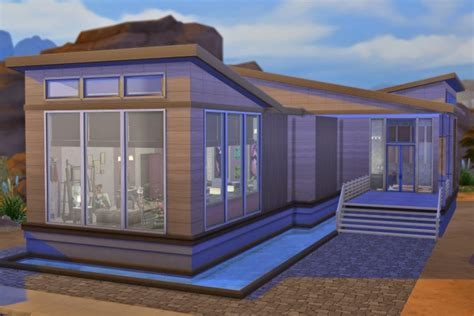 Darryls House by Daryl S House At Sims4 187 Sims 4 Updates