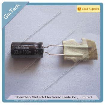 1 capacitor de 100 uf capacitor de alum 237 nio 100 v 33 uf nichicon 105c buy product on alibaba