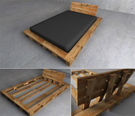 bett mit beleuchtung selber bauen bett selber bauen f 252 r ein individuelles schlafzimmer