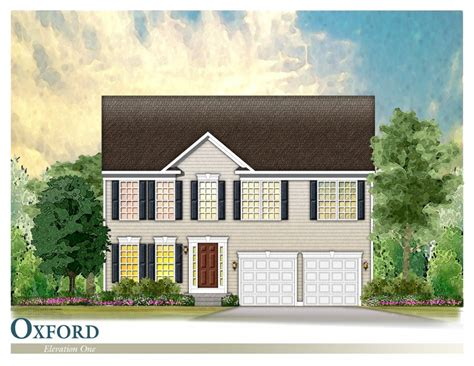 Car Garage Oxford by Oxford New Single Family Home St S County Maryland