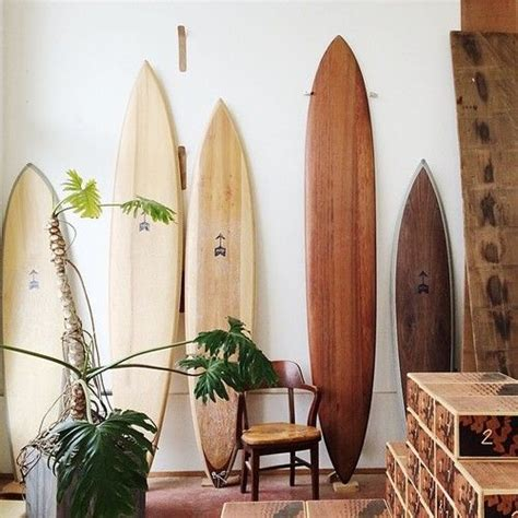 Wooden Surfboards For Decoration by Best 25 Surfboard Decor Ideas On Used