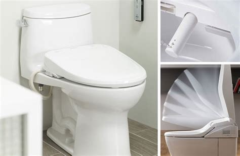 Bidet Japanese Toilet by More Than Just A Washlet Totousa