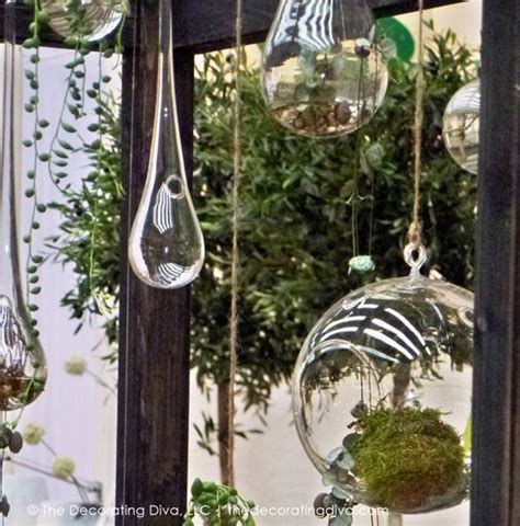 decorations to hang outside of houses 17 best images about glass orb decor on modern homes terrarium and votive holder