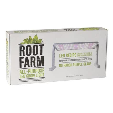 root farm grow light hydro garden system led grow lights