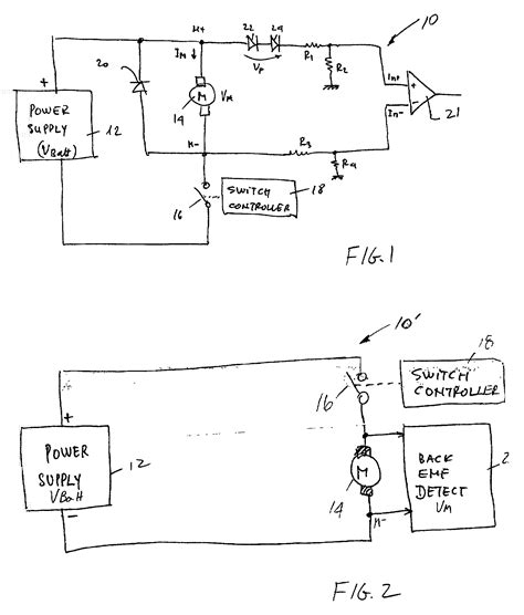back emf protection diode patent us20030210011 stall protection based on back emf detection patentsuche