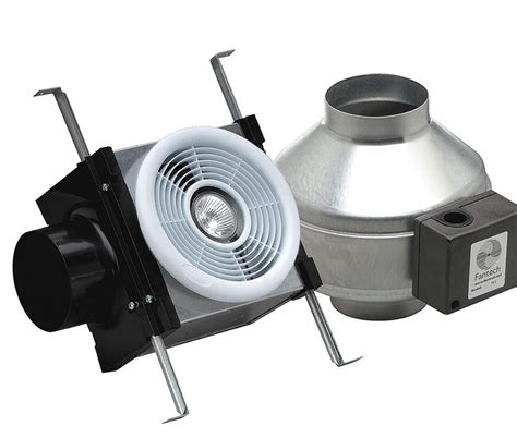 bathroom inline exhaust fan fantech pb110l fantech bath fan pb 110l fantech inline