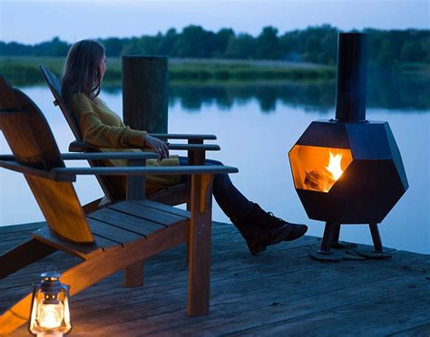 Outdoor Gas Fireplaces For Sale by Outdoor Fireplaces To Heat Up Winter Nights Junk Mail