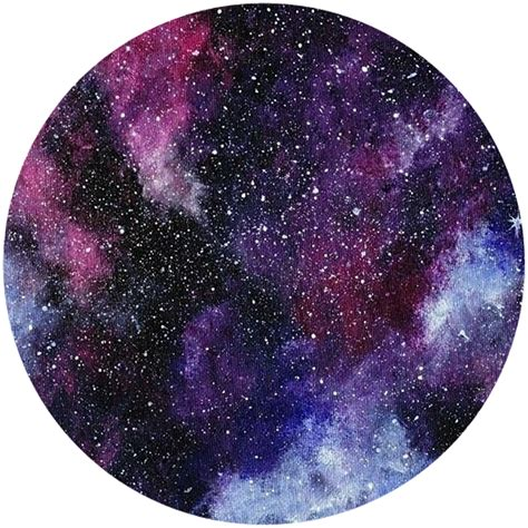 wallpaper galaxy png icon circle space galaxy sticker by sarah woodward