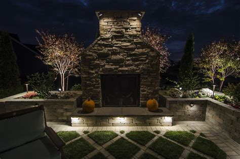 landscape lighting direct increase your curb appeal with landscape lighting install it direct