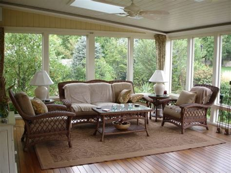 25 best ideas about small screened porch on