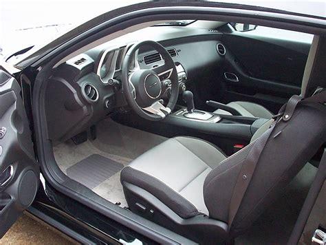 2010 Chevy Camaro Interior by 2010 Chevrolet Camaro Interior Pictures Cargurus