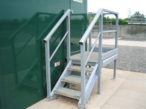 Platform Stairs Design Platform Stairs Design Galvanized Stairs Metal Stairs Osha Prefab Stairways Platform Decking