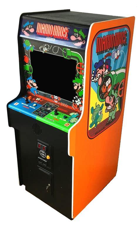 arcade cabinet for sale arcade specialties mario bros arcade for sale