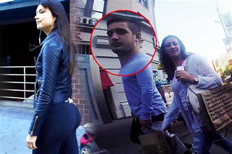 videos de arrimones a chicas o manoseadas en el metro del chica graba miradas sucias de los hombres