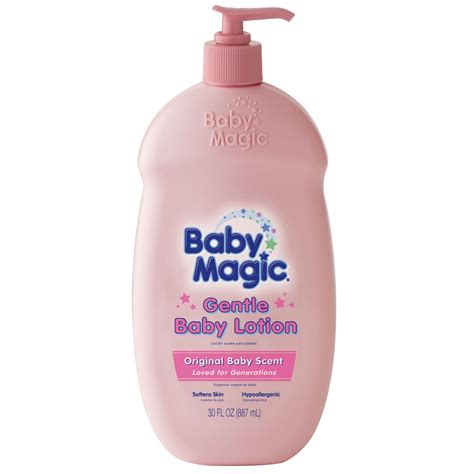 Baby Lotion original baby lotion baby magic