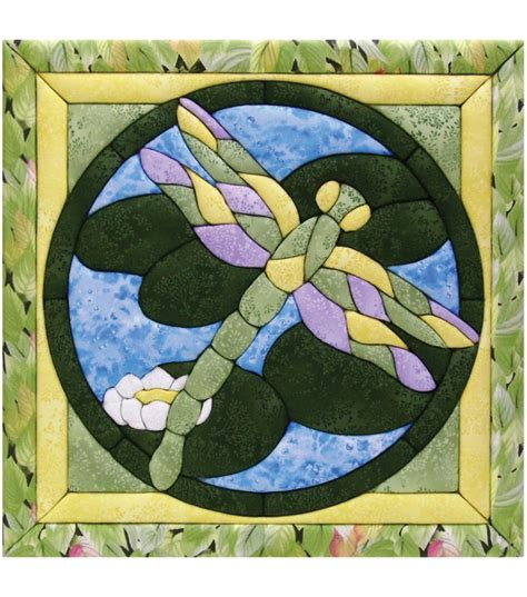 Dragonfly Patterns For Quilting by Dragonfly Quilt Magic Kit 12 Quot X12 Quot Jo