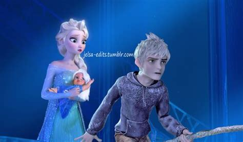film elsa e jack frost jelsa and their baby o jelsa other fabulous ships