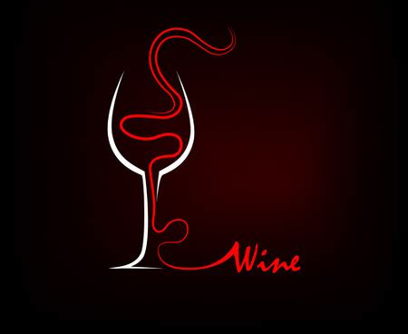 wine vector free vector wine background free vector 44 805