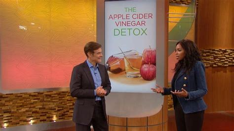 Vinegar Detox To Pass Test by 368 Best Dr Oz Images On Health Drinks And