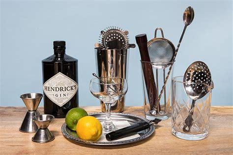 Home Bar Utensils 10 Essential Home Bar Tools He Spoke Style