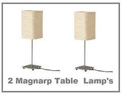 ikea magnarp table l 20 quot height set of 2 blinq