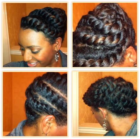 flat twist updo hairstyles pictures natural inspiration twa on pinterest twa hairstyles