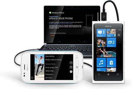 how to update nokia lumia 710 software using zune new software update for nokia lumia 800 and 710 launched