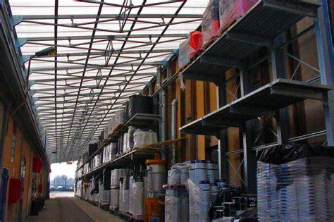 scaffali tubolari scaffalatura cantilever scaffali per tubi e profilati lunghi