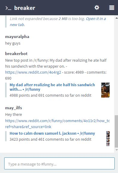 reddit chat rooms free chat room for subreddits on reddit breaker