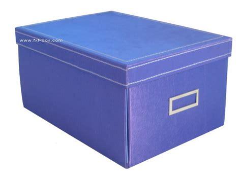 2 Way Openable Storage Box Cloth Organizer fanxing craft box factory fold flat box cloth foded box dvd boxes leather box cloth box
