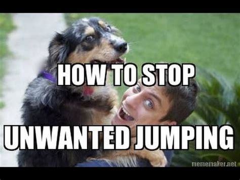 how to a not to jump how to your not to jump