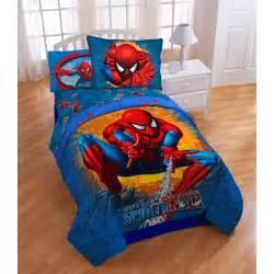 spiderman comforter set twin full size walmart com