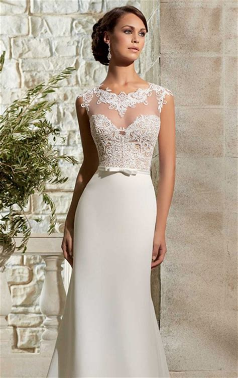popular vintage fitted wedding dress buy cheap vintage
