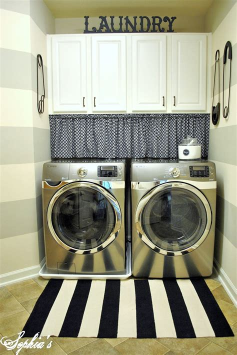 laundry room design and decor laundry room reveal