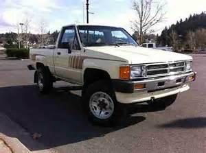 1988 Toyota 4x4 Buy Used 1988 Toyota 4x4 Sr5 Truck 100 Original