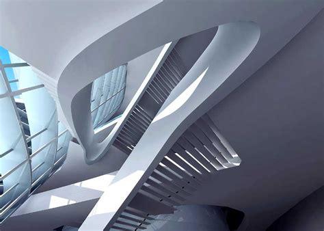 Contemporary Ranch House by Dubai Opera House Zaha Hadid Building Uae E Architect