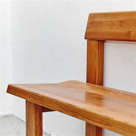 elm bench elm bench by pierre chapo 1960s for sale at pamono
