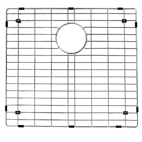 Kitchen Sink Bottom Grid Vigo 19 In X 17 In Kitchen Sink Bottom Grid Vgg2018 The Home Depot