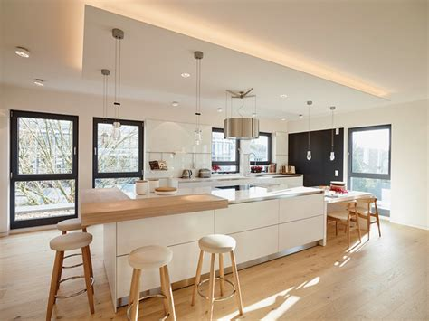innenarchitektur frankfurt am penthouse k 252 cheninsel modern k 252 che frankfurt am