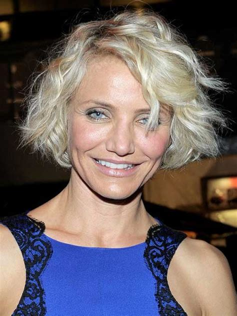 pictures of hair cut for year 20 cameron diaz bob hairstyles short hairstyles 2017