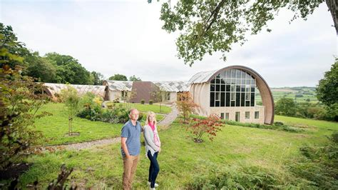 grand designs mud house grand designs a spiral house in devon home the sunday