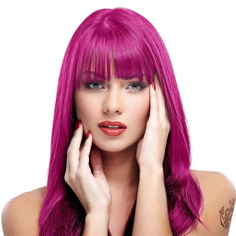 Electric Hair Fuschia Manic Panic High Voltage Classic Formula Fuschia