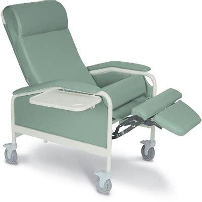 Geriatric Chairs by Winco 6541 Xl Carecliner Geriatric Chair Geri Chair