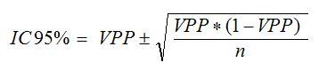 valore predittivo di un test valore predittivo dei test