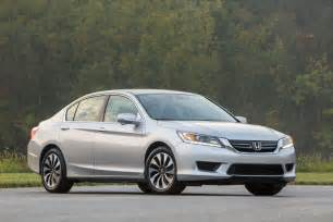 Honda Accord Hybrid 2014 Mpg 2014 Honda Accord Hybrid Driven At 50 Mpg And 30k Does
