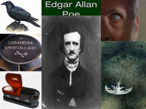 edgar allan poe biography slideshare edger allan poe