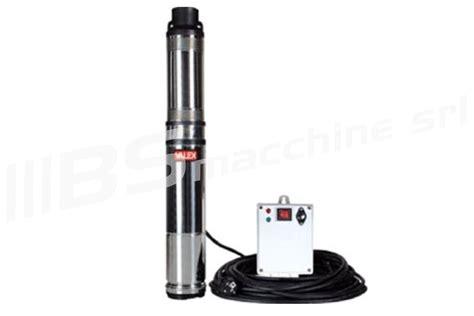 Pompa Air Esp Pompa Sommergibile Multistadio Esp Inox800 5 1370809 Ebay
