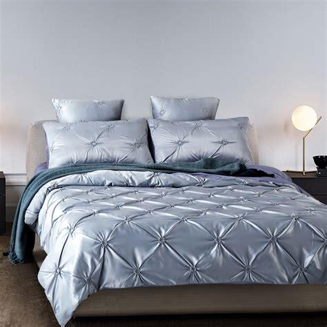Silver King Size Bedding Sets Get Cheap Silver King Bedding Aliexpress Alibaba