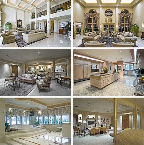Shaqs Star Island House Interior Celebrity Home | shaquille o neals star island house digsdigs